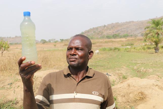 Nigeria-Water
