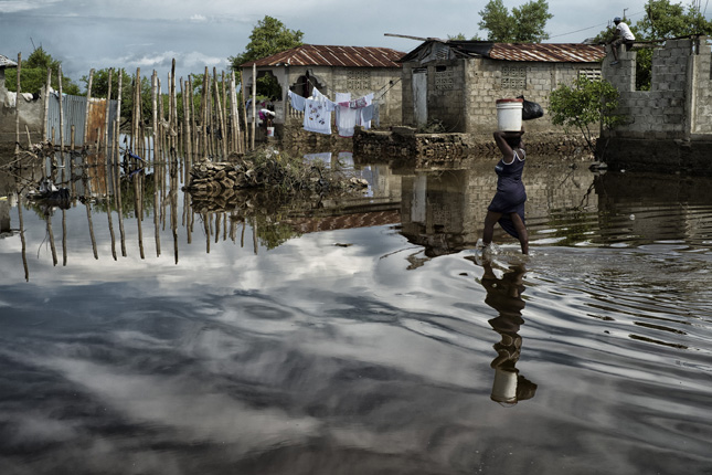 Haiti-Flood
