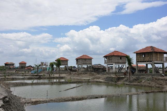 Raised Houses Bangladesh