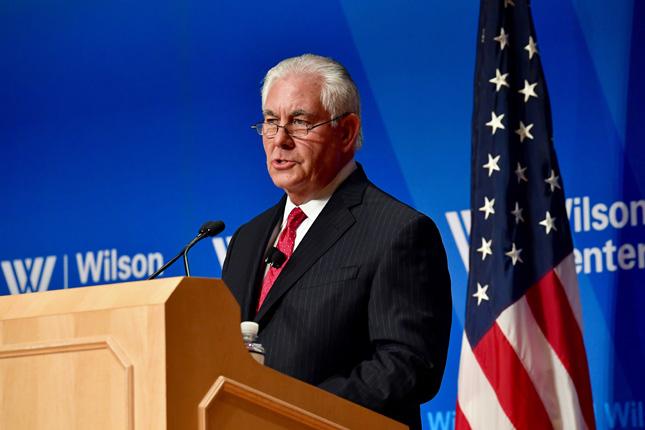 State-Tillerson