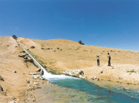 Palestine-Water-Canal