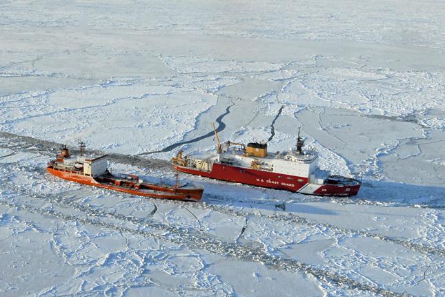 Arctic-Icebreaker