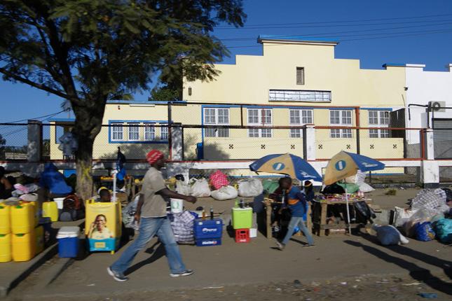 Mozambique-Street