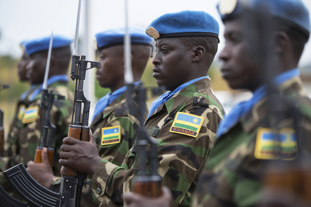 Rwandan-Soldiers