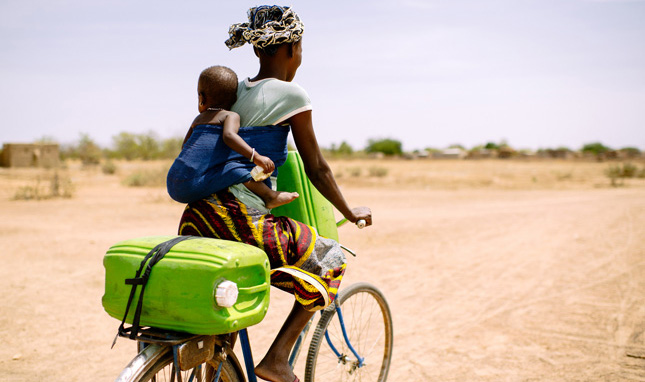 Inclusive Disaster Risk Reduction: Women and Climate Change Adaptation