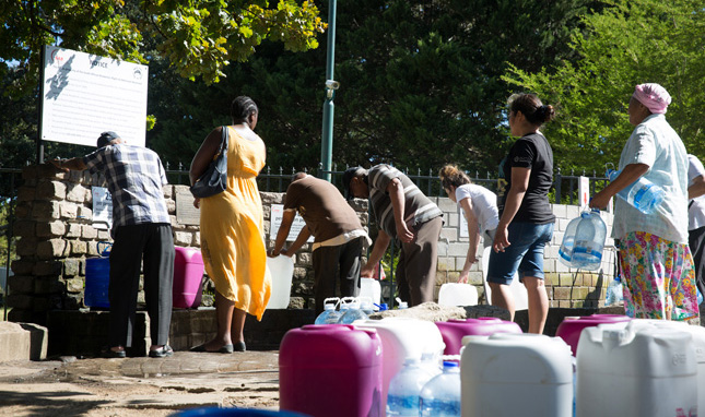Avoiding a Water Crisis: What's Next for Cape Town — and Beyond?