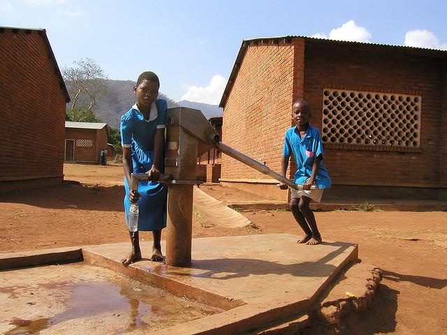 Malawi Children Pump
