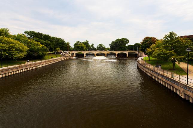 Flint-Hamilton-Dam