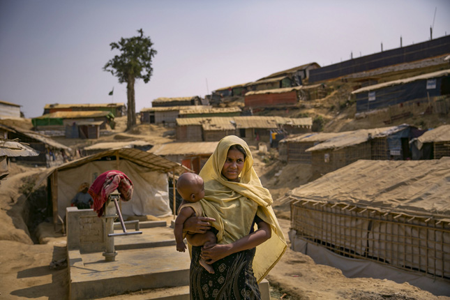 Rohingyan Woman