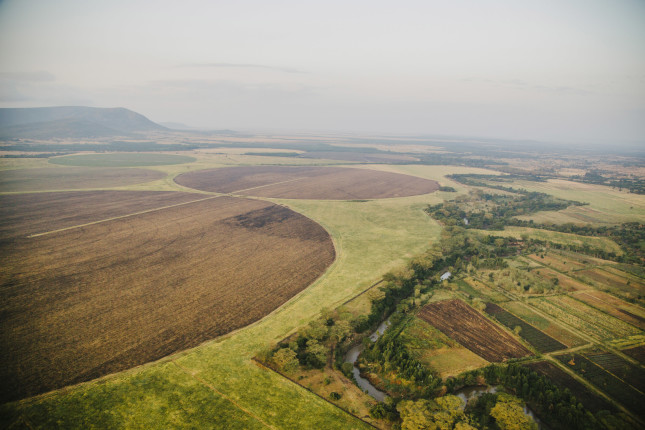 The Mara River meanders through Kenya and Tanzania, contributing to food production, economic security and even tourism for both countries.