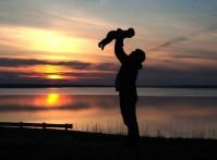 Norway Dad Photo