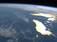 Great Lakes in Sunlight