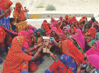 Women Led Water Meeting