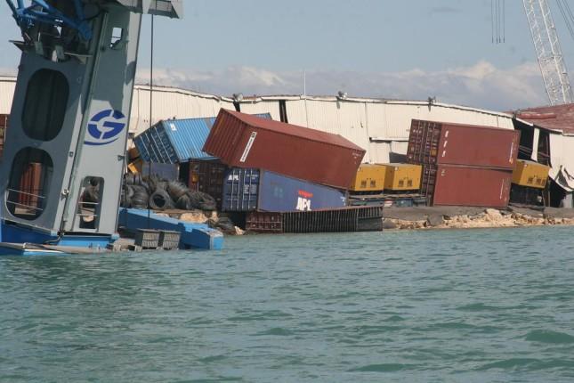 Haitian Port Earthquake
