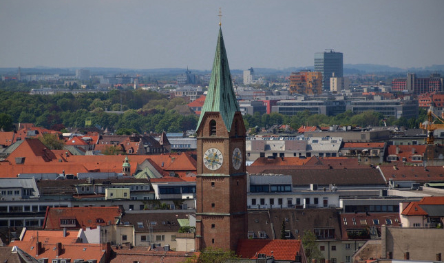 Germany's Cities and Their Environmental Footprint Are Growing Again