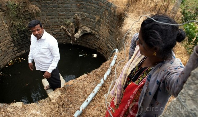 Groundwater Scarcity, Pollution Set India on Perilous Course