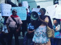 Protests in Guatemala