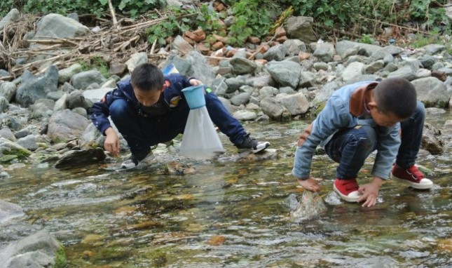 On Tap: Seeking a Game Changer to Stop China's River Pollution
