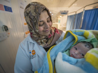 Jordan Zaatari Camp