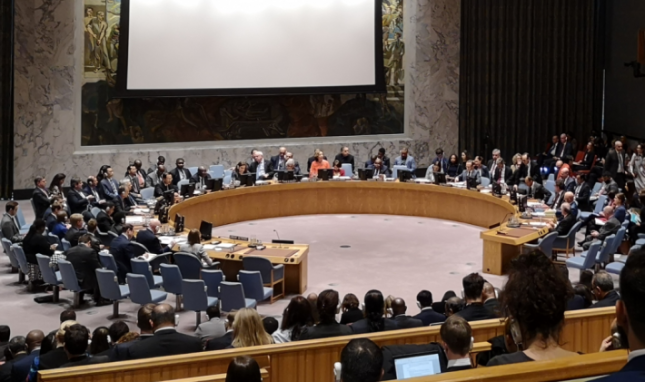 Security Council Debates how Climate Disasters Threaten International Peace and Security