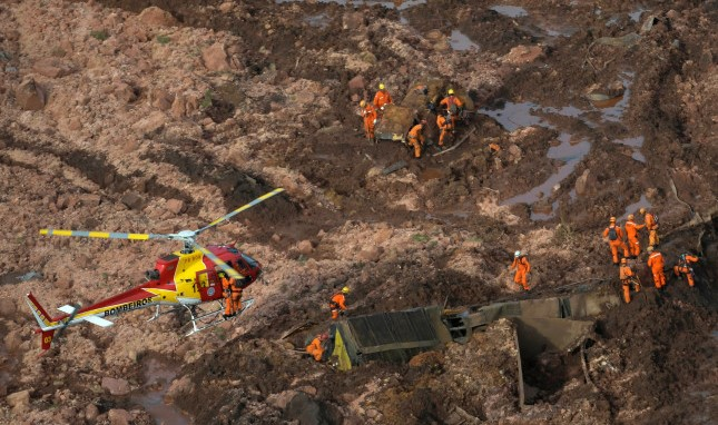 Mining Giant Behind Deadly Dam Collapse Took Lax Approach to Corporate Responsibility