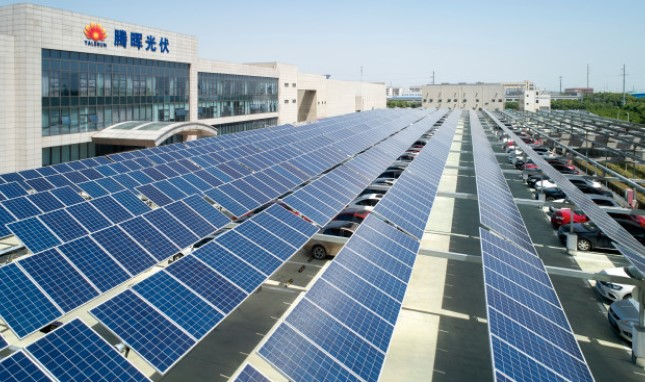 Chinese Solar Shines at Home and on the Road