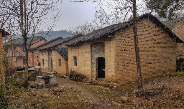 China's Hollow Villages Undergo a Transformation