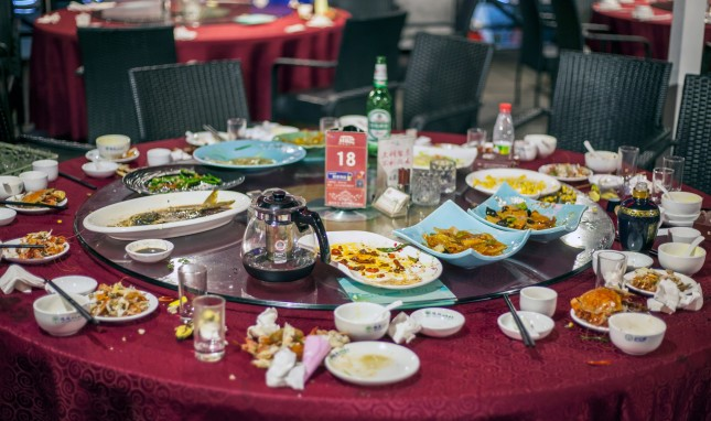 From Farm to Table to Landfills? Seeking Solutions to China's Food Waste Dilemma