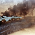 1280px-F-14A_VF-114_over_burning_Kuwaiti_oil_wells_1991