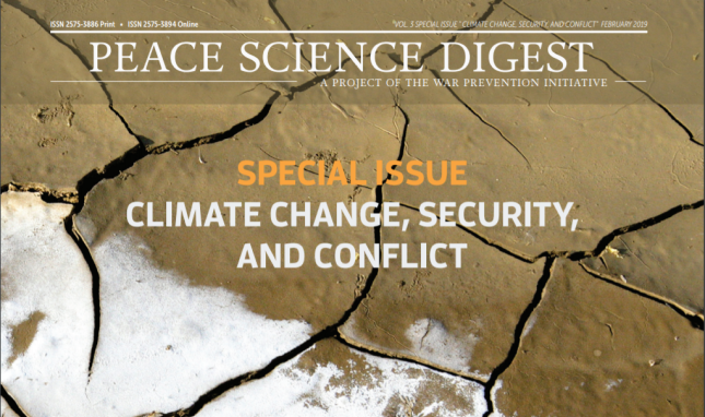 Climate and Conflict: Where Environment, Ethnicity, and Socioeconomic Power Intersect