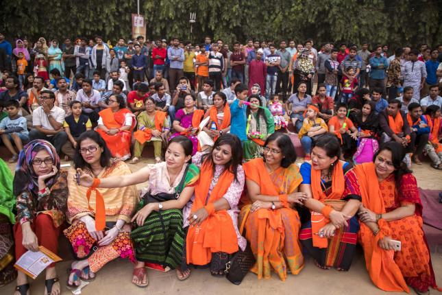 Orange the World 2017 - Bangladesh