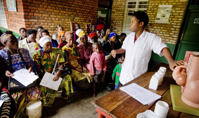 To Achieve Universal Health Care, Invest in Nurses and Midwives