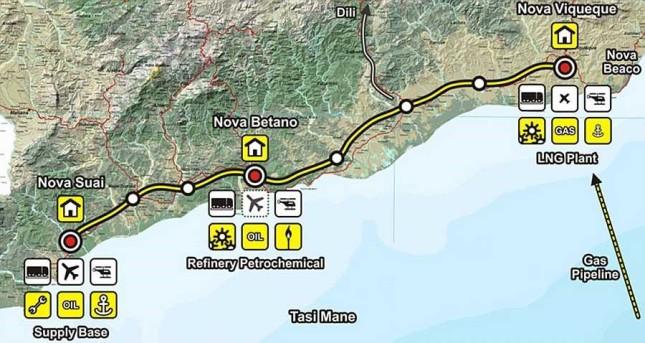 Map Tasi Mane