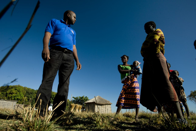 The Climate Investment Fund Zambia.  Photos By Jeffrey Barbee Fo