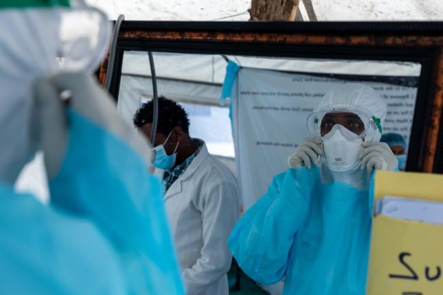 UNICEF Ethiopia PPE