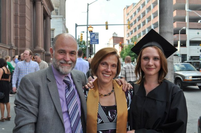 Sarah's Johns Hopkins Nursing Graduation[1]