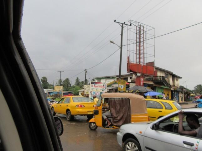Monrovia Liberia Perry