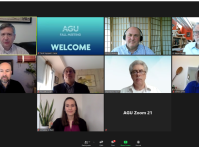 AGU Panel Photo