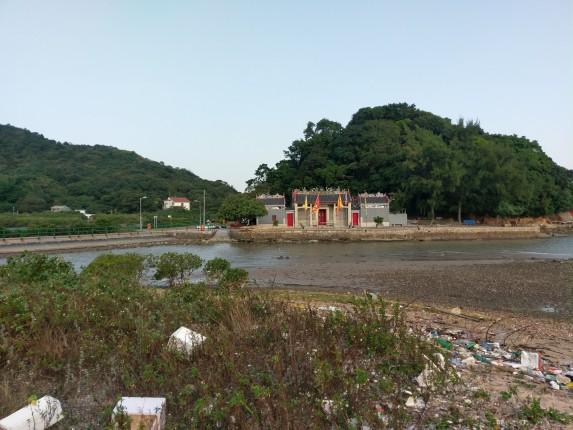 Lantau Island, Hong Kong, Plastic pollution 2017