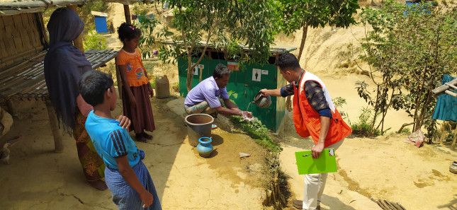 photo 3 World Vision coughing etiquette handwashing practices IMG_20200322_114912