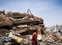 Yemen,/,Taiz,City,-,Apr,12,2019:,Massive,Destruction