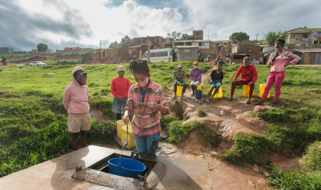 Pandemic Brings WASH to Rare Inflection Point: Despite Fears of Collapse, Water, Sanitation, and Hygiene Draw Closer to Epic Goal