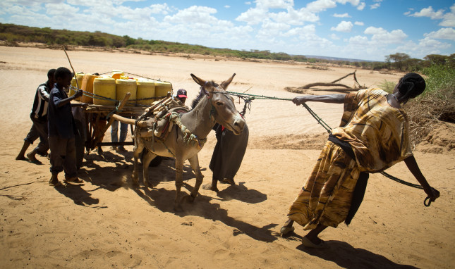 From Rhetoric to Response: Addressing Climate Security with International Development