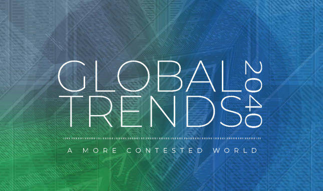The NIC's Global Trends 2040 Report: A Development Outlook