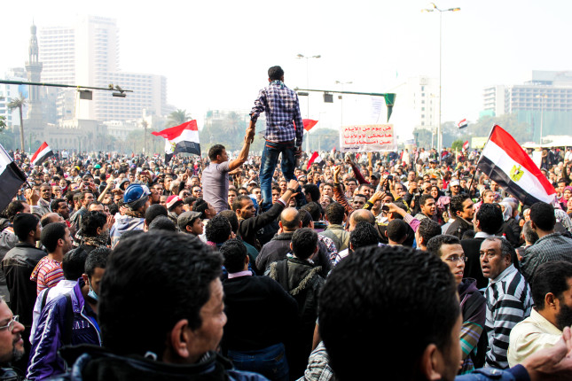 Cairo,,Egypt,-,Nov,22-thousands,Of,Protesters,Flocked,To,Cairo's