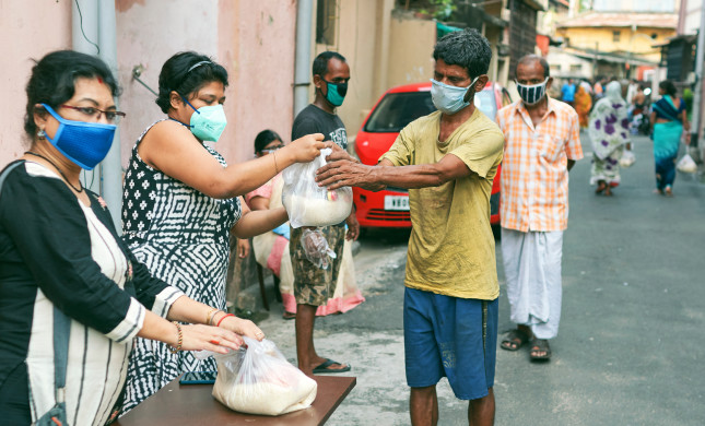Lansdowne,,Kolkata,,05/10/2020:,Civic,Volunteers,Of,A,Social,Welfare,Association