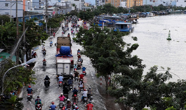 The Challenges of Climate Change in an Urbanizing World